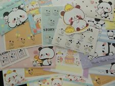 Panda Letter Set Writing paper envelope stationery Lot Sale Gift Girl Her San-X