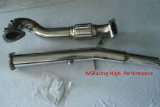 "3""  High Flow exhaust down pipe downpipe for Audi S3 Audi TT  1.8T"