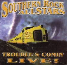 2 CDs SOUTHERN ROCK ALLSTARS - Trouble´s Comin LIVE!