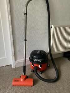 NUMATIC red henry HVR200A hoover 1200W Vacuum Cleaner Turbo model