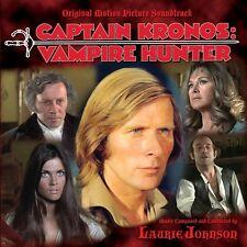 CAPTAIN KRONOS: VAMPIRE HUNTER - Original Soundtrack by Laurie Johnson