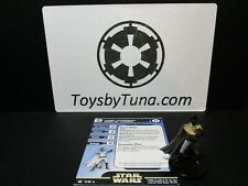 Star Wars Miniatures Lando Calrissian, Hero of Taanab Universe w/ Card mini RPG