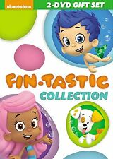BUBBLE GUPPIES DVD - FIN-TASTIC COLLECTION [2 DISCS](2015) - NEW UNOPENED