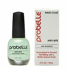 Probelle Anti-Bite |Base Coat - 0.5 Fl Oz/15mL