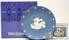 Wedgwood Bicentennial Of American Independence 'Across The Delaware'Jasper Plate