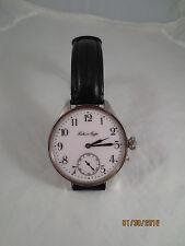 Vintage Antique Wrist Watch Pocket Watch Rare Conversion Pavel Bure Paul Buhre