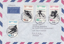 West Germany 1971 Olympic Games Set Cover VGC
