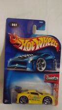 2004 First Edition Hotwheels 'Tooned 360 Modena 7/100 Card # 007