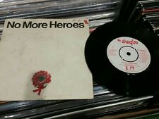 "The STRANGLERS  ""No More Heroes "" VINYL 7""  UA  UP 36300"