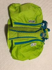 LM Outward Hound Crest Stone Explore Pack for Dogs - Green Small/Medium - 25-55