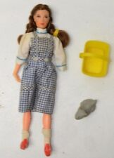 "Vintage MEGO The Wizard of Oz Dorothy + Toto Action Figure 8"" Missing arm"