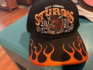 STURGIS 2021 HAT ADJUSTABLE