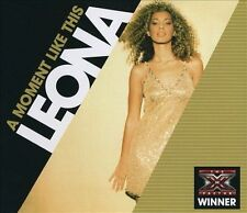 Moment Like This [Single] by Leona Lewis (CD, Dec-2006, RCA)