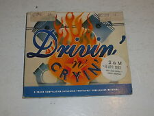 DRIVIN' N CRYIN' - Fly Me Courageous - 1992 UK 5-track CD single