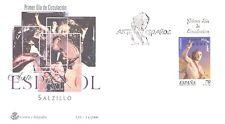 2000 SPD ARTE ESPAÑOL SALZILLO EDIFIL 3715 SOBRE PRIMER DIA ART FDC TC11190
