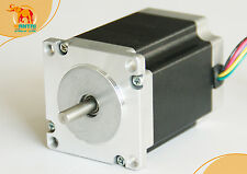 4-Leads NEMA 23 for 270 oz-in CNC Wantai stepper motor /3.0A Mill Cut 57BYGH627
