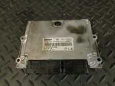 2002 PEUGEOT BOXER 2.2 HDI HIGH ROOF VAN ENGINE CONTROL ECU UNIT 1329214080