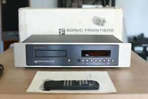 Sonic Frontiers SFT-1 CD Transport w/ Remote SFT-1RC