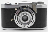 Zeiss Ikon Tenax Sucherkamera Kamera - Carl Zeiss Tessar 1:2.8 50mm Optik