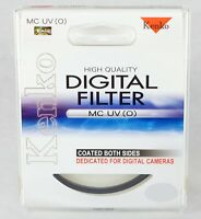 Kenko-Tokina 28mm UV (0) Filter Digital Multi-Coated Japanese Optical Glass