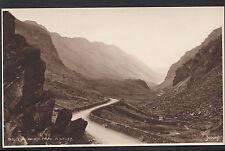 Wales Postcard - Llanberis Pass, North Wales   MB151