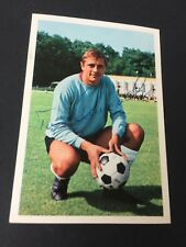 Toni Schumacher Bergmann CALCIO 1967/68 firmato sammelbild