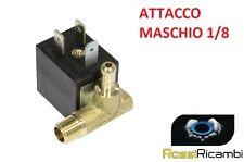 MICROMAX TEFAL - ELETTROVALVOLA CEME FERRO STIRO ATTACCO MASCHIO 1/8  SC25020038