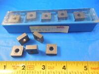 10 PCS SECO SECODEX SNMG 543 INSERTS MACHINIST TOOLING S1F P10 CNC LATHE MILLING