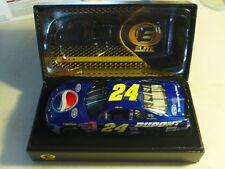 1:24 JEFF GORDON NASCAR ACTION #24 DuPont / PEPSI 2001 MONTE CARLO ELITE nip