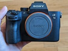 Sony Alpha A7 III 24.2MP Digital Camera