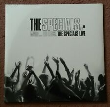 THE SPECIALS - MORE OR LESS THE SPECIALS LIVE VINYL LP (NEW & SEALED)