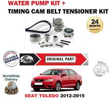 für Seat Toledo KG3 1.6 TDI 16V 2012-2015 ZAHNRIEMEN KIT + WASSERPUMPE SET