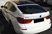 BOOT SPOILER COMPATIBLE WITH BMW 5 SERIES F07 GT GRAN TURISMO
