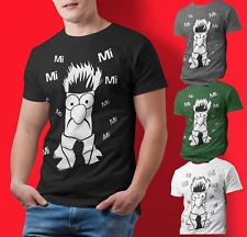 MiMiMi Mi Mi Mr Beaker Parodie Satire Sprüche Comedy Fun Spaß Shirt T-Shirt -