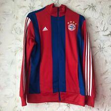 Bayern Munich Germany Training Football Jacket Adidas 2014 Size M