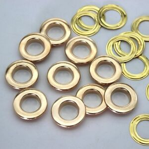 Eyelet with Washer Leather Craft Repair Grommet Banner 3.5/4/5/6/8/10/12/14/15mm