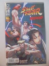 Street Fighter Reloaded #1 A Cover Udon Capcom NM Comics Book