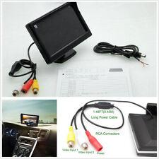 5'' TFT LCD Colorful 800*480 HD Car SUV Reversing Parking Backup Monitor Display