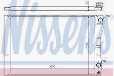 NISSENS 63881 radiateur RENAULT ESPACE III 2.2 DCI 00