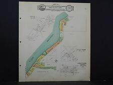 Wisconsin, Walworth County Map, 1930 Delavan Lake M4#23