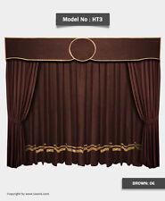 Velvet Curtain Stage Home Theater Event Backdrop Movie Cinema Wedding 8'W x 8'H