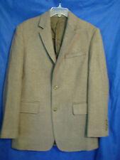 J. CREW Ludlow BROWN/CREAM HERRINGBONE Wool Jacket SPORT COAT BLAZER 2-Btn SZ S