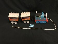 Thomas and Friends 2006 Thomas Train Engine w/ Annie & Clarabel With Sound Rare