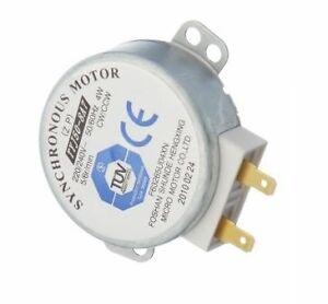 Siemens 00602110 Microwave Turntable Motor