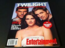 Twilight The Complete Journey Entertainment Weekly Magazine Mag Edition
