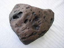 HEART of ROCK Basalt Natural Holes Rock / SUISEKI BONSAI IKEBANA / USA / # 5459