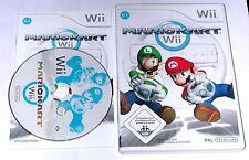 "Nintendo WII Gioco ""Mario Kart Wii"" OVP + istruzioni"