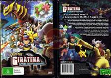 POKEMON GIRATINA AND THE SKY WARRIOR =Movie 11= NEW DVD (Region 4 Australia)