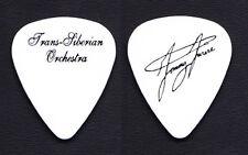 Tso Trans-Siberian Orchestra Tommy Farese Signature White Guitar Pick