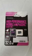 NEW Factory Sealed Infinitive Micro SDHC Card with Adapter 32GB 80-56-14725-032G